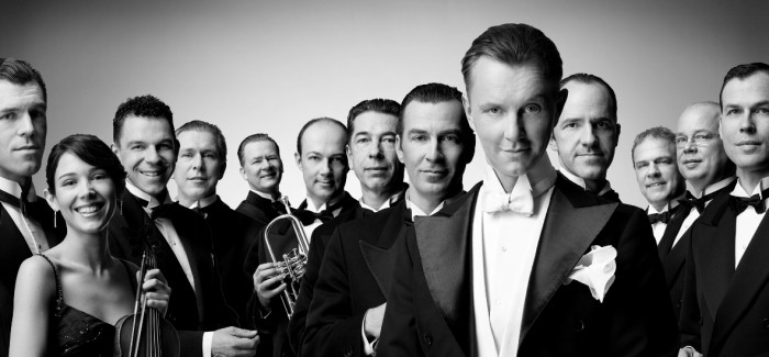 """Max Raabe: """"If you see us on stage, you imagine it's in a black and white talking picture from the thirties"""""""