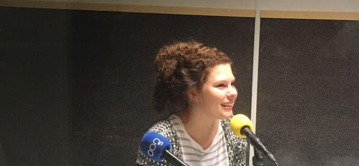 Cabaretier Iris Kwakkel over het GSCF