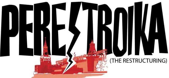 Perestrojka #1 – de playlist