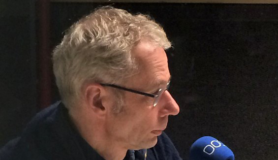 "Tjibbe Veldkamp: ""De lovebus is al heel lang bij me."""