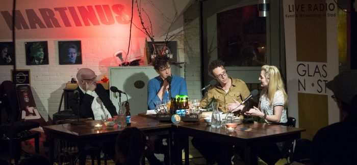Café Glasnost #2: Een Brave Nieuwe Wereld