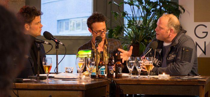 Café Glasnost #3: Sander de Hosson & Jos de Keijser