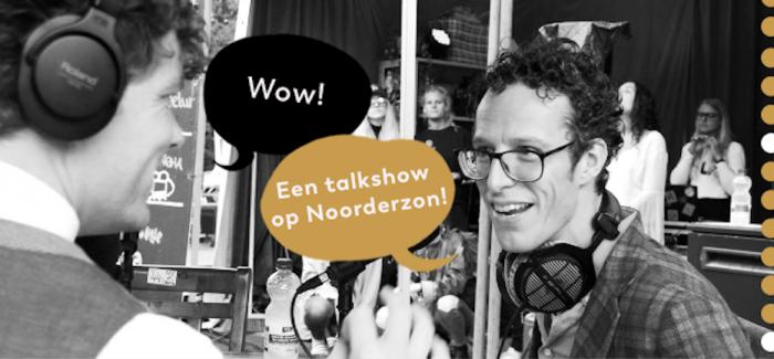 Glasnost op Noorderzon!