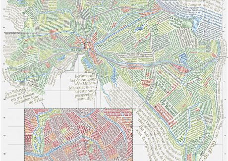 """Louis Stiller: """"Groningen is echt een dichters provincie."""""""