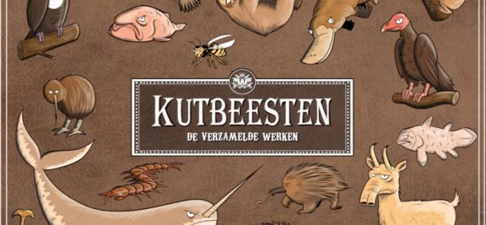 """Jan-Willem Spakman: """"Er zijn een heleboel dieren zijn die het eigenlijk niet verdienen er te zijn."""""""