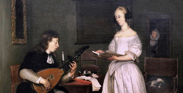 """Israel Golani: """"Aan het hof was Louis XIV verliefd op de gitaar."""""""