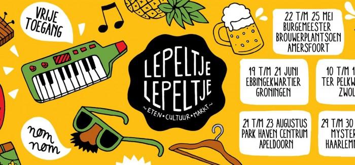 Festivals 2015 | Lepeltje Lepeltje
