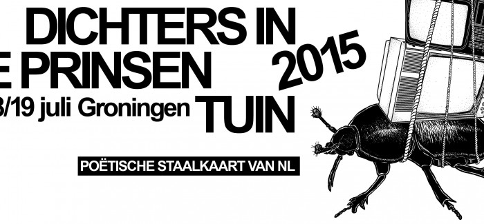 Festivals 2015 | Dichters in de Prinsentuin