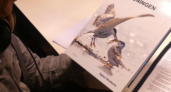 """Egbert Boekema: """"Er zijn nu meer vogelaars, dus alles is beter in kaart gebracht."""""""
