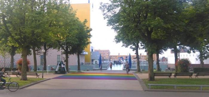 Glasnost Hotspot #3: Regenboogpad (Sylvie de Goeij)