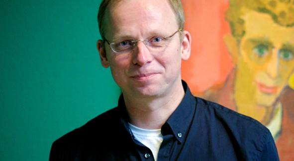 Coen Peppelenbos over zijn nieuwe roman 'De valkunstenaar'