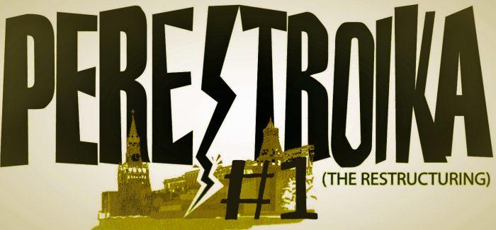 Perestrojka #1 – David Lamain van DE KAT