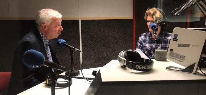 """Peter Breukink: """"We heten 'Oude Kerken', maar we willen ook jonge mensen bereiken."""""""
