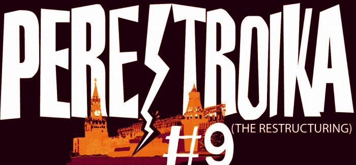 Perestrojka #9: Radiohead