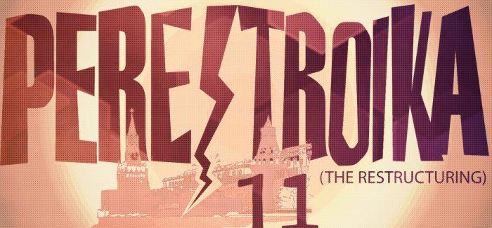 Perestrojka #11: Onbekende liedjes van bekende artiesten