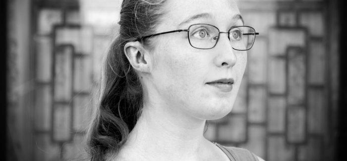 """Rachel Raetzer: """"Nu kan ik met minder woorden hetzelfde gevoel overbrengen."""""""