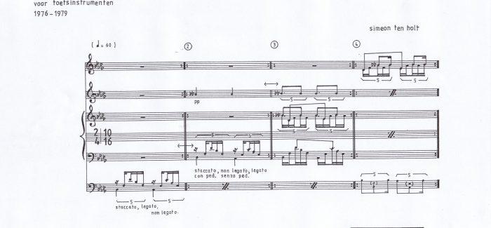 """John Heymans: """"Er was alleen wat minimal music uit Amerika, en toen kwam dit ineens"""""""