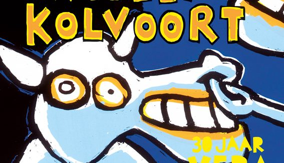 Reportage: Willem Kolvoort – Posters voor Vera